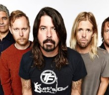 Foo Fighters Premiered a new song called Soldier