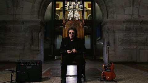 BLACK SABBATH's TONY IOMMI Featured In Hour-Long 'Icons' Episode From GibsonTV