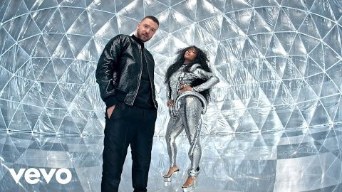 Watch SZA and Justin Timberlake shine in video for new single 'The Other Side'