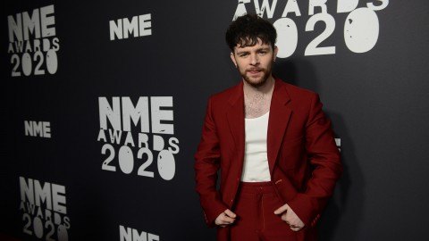 "Tom Grennan calls his upcoming second album a ""thank you note"""