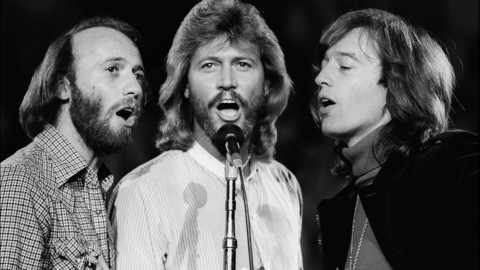 Bradley Cooper in line to play Barry Gibb in upcoming Bee Gees biopic
