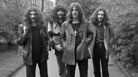 The woman from Black Sabbath's iconic debut album cover has been identified