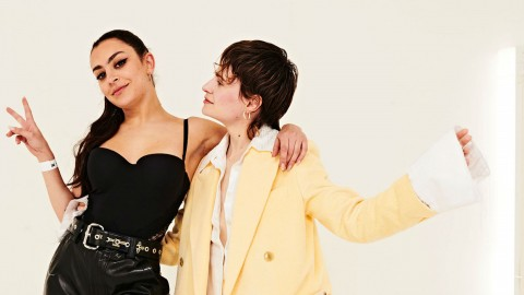 Charli XCX and Christine & The Queens talk 'untangling the patriarchy' and the genius of Robyn