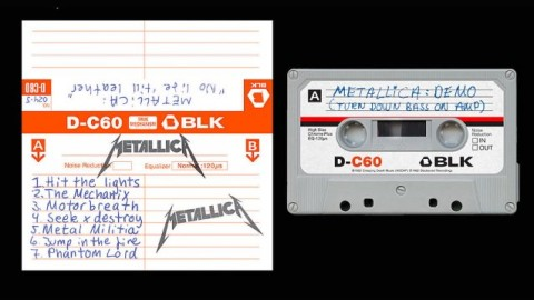 DAVE MUSTAINE Doesn't Want To 'Perpetuate False Information' By Giving LARS ULRICH Songwriting Credit On METALLICA's Early Demo