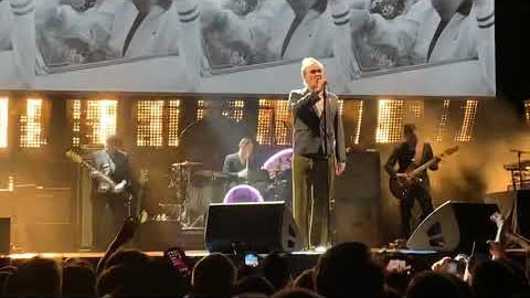 Morrissey airs new songs and rare Smiths favourites as he kicks off European tour in Leeds