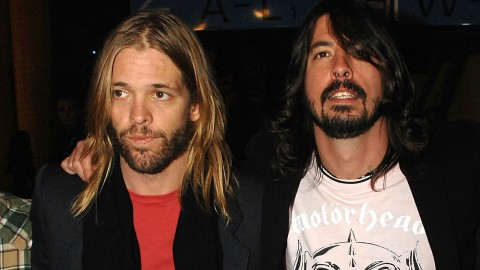 "Dave Grohl admits nerves ahead of new Foo Fighters album: ""You turn into a six-year-old"""