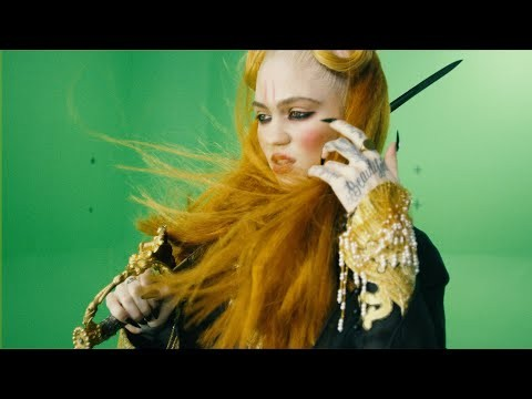 Grimes encourages fans to finish her music video for 'You'll Miss Me When I'm Not Around'