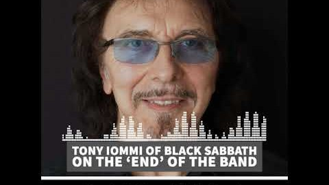 TONY IOMMI Is 'Not Opposed' To Playing More BLACK SABBATH Shows