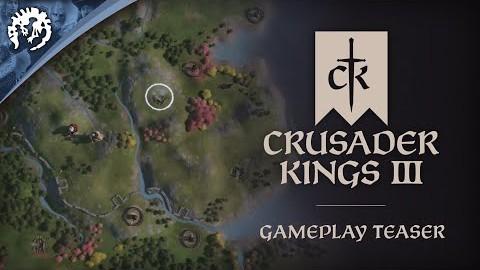 Paradox Interactive drops 'Crusader Kings III' gameplay teaser, story trailer