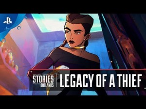 Apex Legends Season-05 - |Official Loba Character Trailer