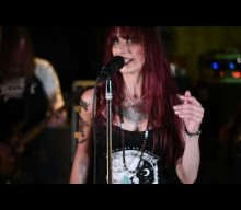 Watch Reunited SISTER SIN Perform Live In Rehearsal