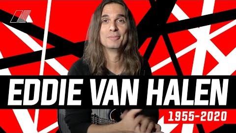 MEGADETH's KIKO LOUREIRO Breaks Down EDDIE VAN HALEN's Sound And Style (Video)