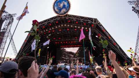 Entertainment world reacts to the cancellation of Glastonbury 2021