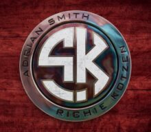 ADRIAN SMITH + RICHIE KOTZEN: Self-Titled Debut Album Due In March