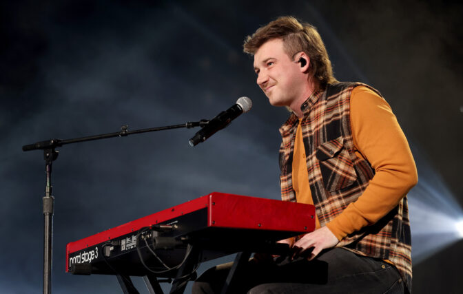 Morgan Wallen reportedly only donated a third of his promised $500,000 to Black-led organisations