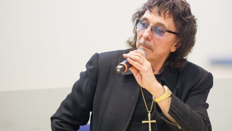 """Tony Iommi is """"not at all happy"""" about the leak of unreleased Black Sabbath song 'Slapback'"""