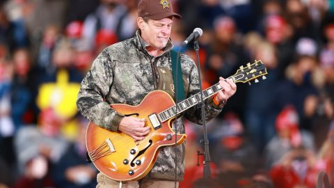 Ted Nugent denies calling COVID-19 a hoax after catching virus