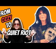 RUDY SARZO 'Had To Meditate On' His Decision To Rejoin QUIET RIOT
