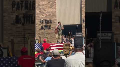 TED NUGENT Spars With Michigan Man Over 'Black Lives Matter' Comment During Rally (Video)