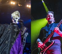 Ghost and Volbeat announce joint US tour for 2022