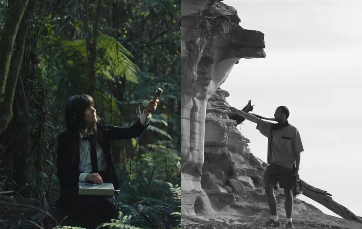 Courtney Barnett acknowledges similarities between hers and Melbourne band Quivers' music videos